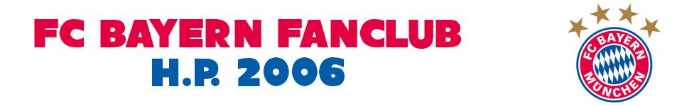 FC Bayern Fanclub H.P. 2006